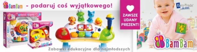 BamBam _ Edukacyjne zabawki doskonałe na prezent!