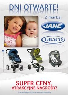 DNI OTWARTE z marką GRACO!