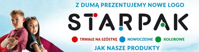 nowe logo STARPAK