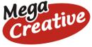 nowe logo Mega creative
